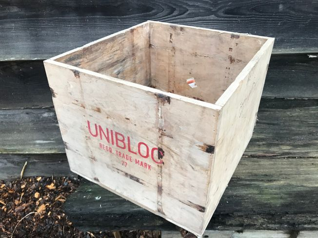 4 Large Vintage Somerset Cheese Boxes